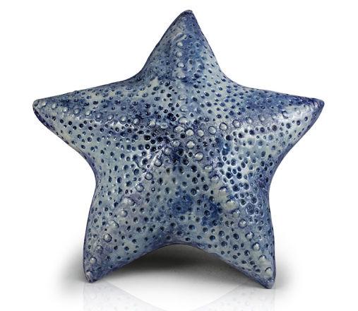 Urne cinerarie a forma di stella marina